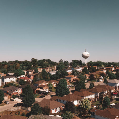 Aerial Cinematography